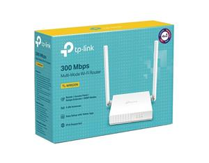 Router/Extensor Wi-Fi Multimodo 300Mbps TL-WR820N