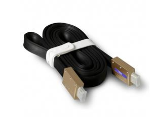 Cable HDMI Flat  3 Metros - TRV